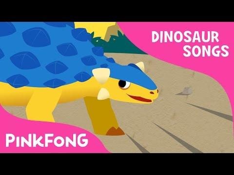 Ankylosaurus | Dinosaur Songs | Pinkfong Songs for Children