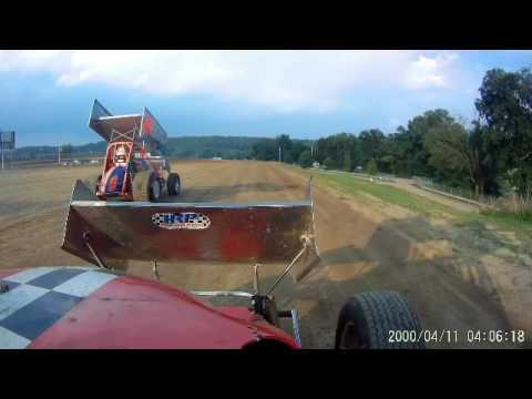 RACESAVER 305 HOTLAPS WITH MIKE EBERSBACH AND THE 5E AT ATOMIC 072217