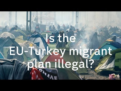European migrant crisis: UN questions EU-Turkey deal