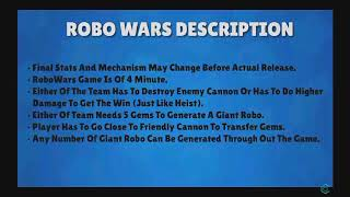 Robo Wars - the new game mode coming to Brawl Stars
