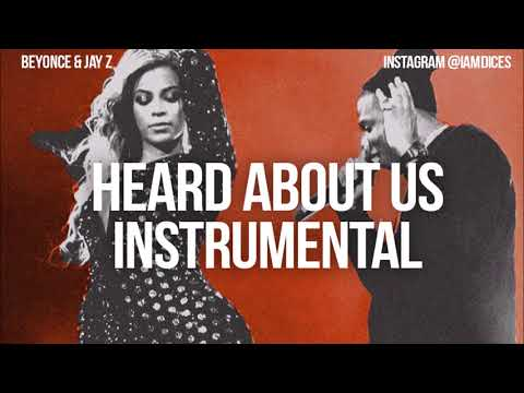 Beyonce & Jay-Z - Heard About Us