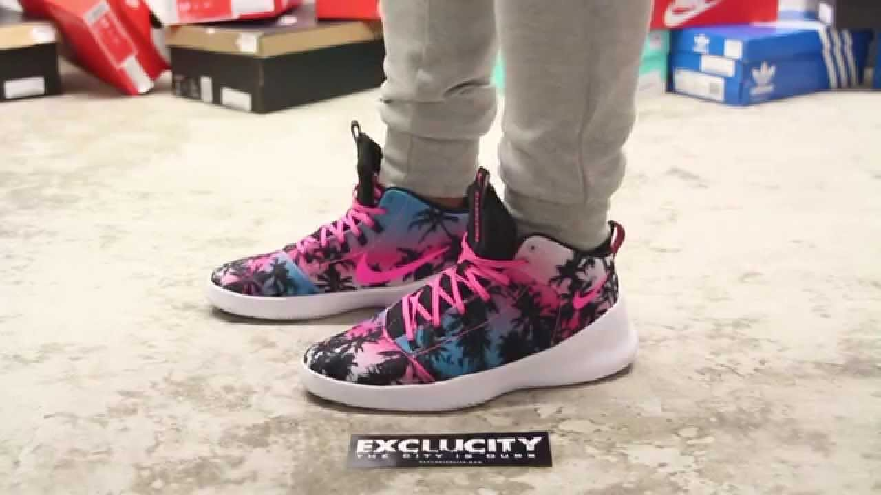 reputable site 6449d 7213f ... where can i buy nike hyperfr3sh qs soul of calypso on feet video at  exclucity 0ab2d
