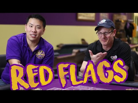 Casino Dealer School RED FLAGS - Things To Look Out For
