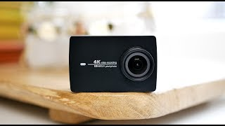 YI 4K Action Camera Review 2018 - The Best 4K Action Camera Under $180