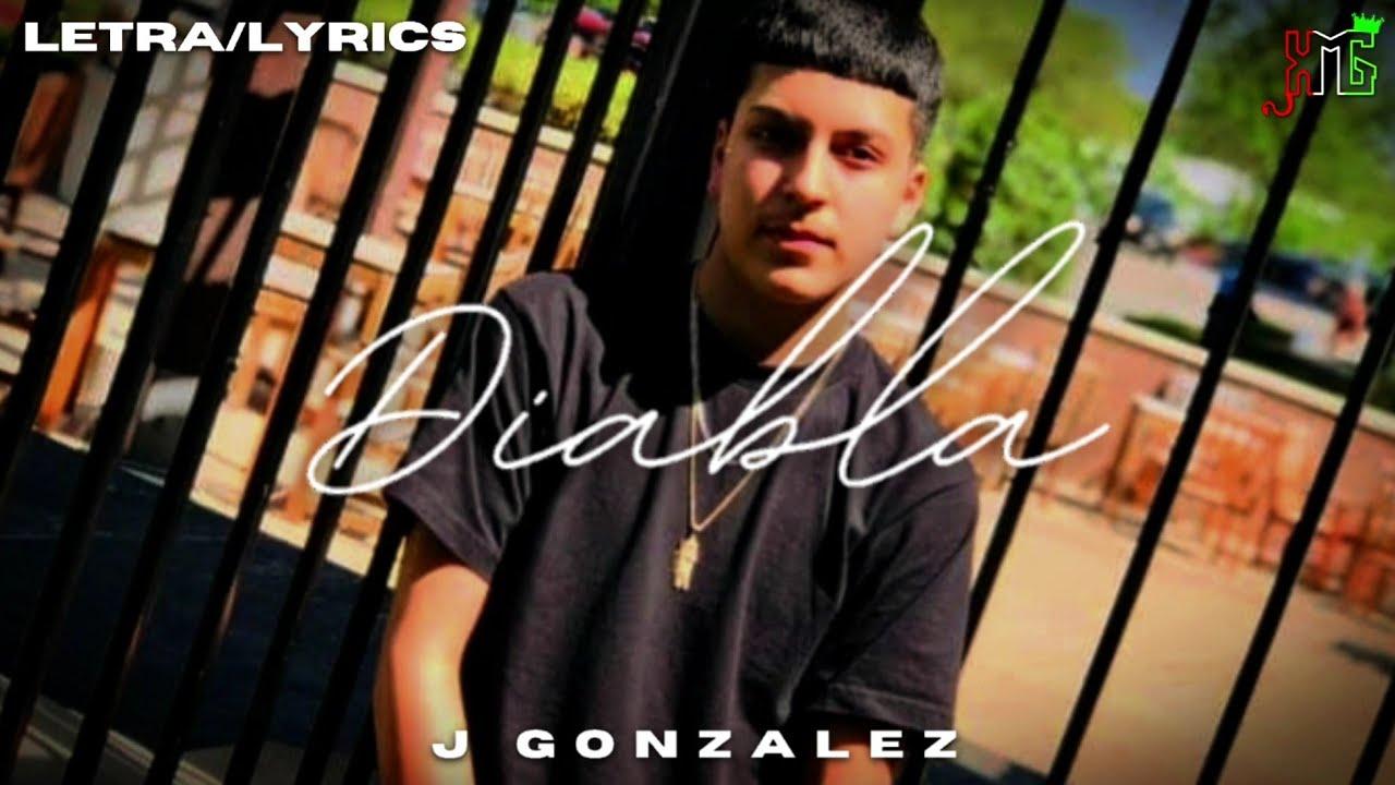 (LETRA)Diabla❌J Gonzalez (Romantica Tumbada)