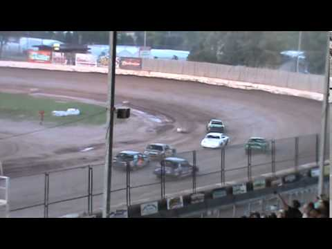 Street Stock Feature Seymour Speedway 8/16/15