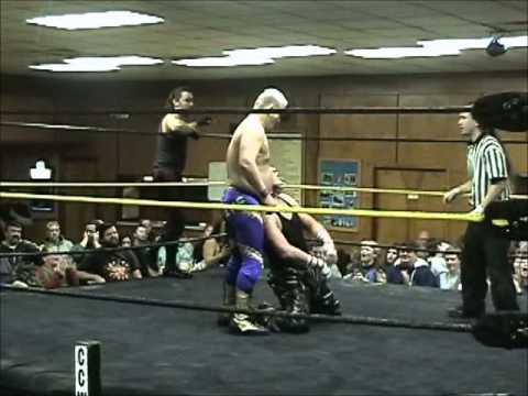 Bigtime & Scott Spade vs Terry Allen  & Ruff Crossing