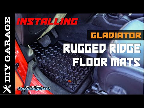 Jeep Gladiator Install Rugged Ridge
