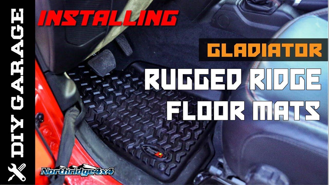 Jeep Gladiator Install Rugged Ridge