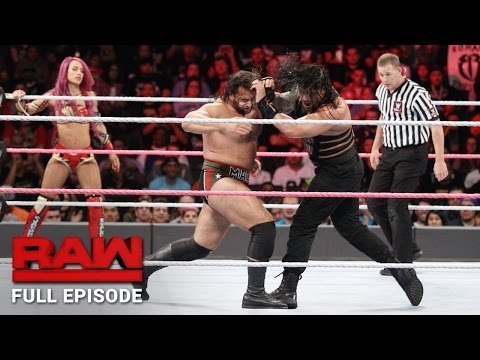 WWE Raw Full Episode, 10 October 2016