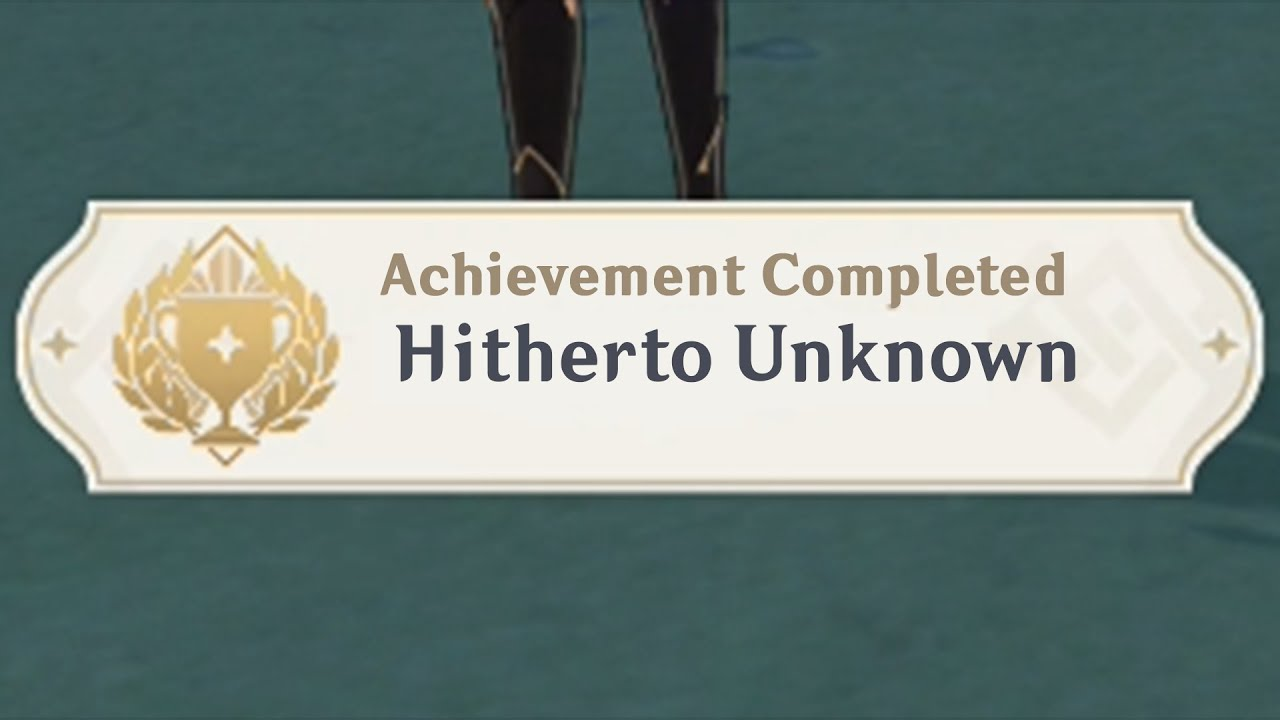 95.43% of players don't have this achievement