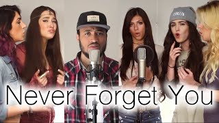 Never Forget You - Zara Larsson | Will Gittens ft. The Janes Cover