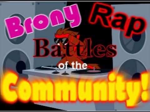 Vinyl Scratch Vs Octavia Brony Rap Battles Of The