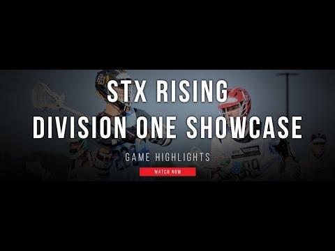 STX Rising D1 Showcase | Lax.com High School Highlights