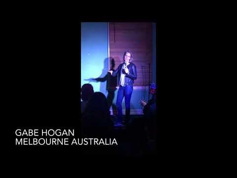 Gabe Hogan Stand Up