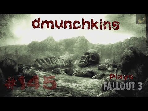 Fallout 3 Let's Play #145 ~ Bethesda Ruins