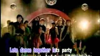 MELLY GOESLOW FEAT BBB - LETS DANCE TOGETHER
