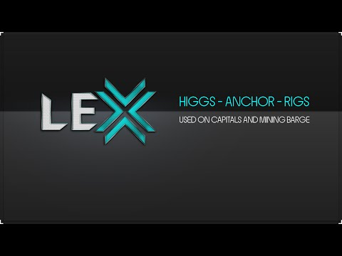 EvE Online Tutorial - USING HIGGS ANCHOR RIGS