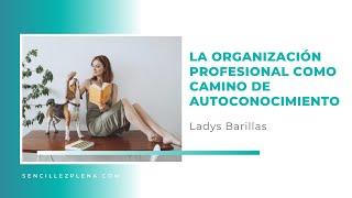 La organización profesional como camino de autoconocimiento   El proceso de Ladys Barillas