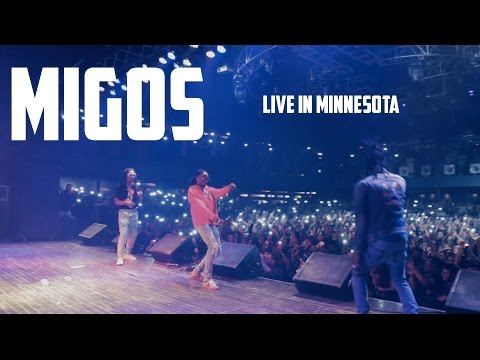 MIGOS LIVE IN MINNESOTA