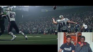 Madden NFL 19 – Official Reveal Trailer - REACTION