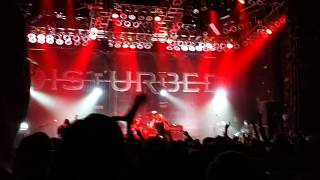 Disturbed @ HoB Chicago - 2015