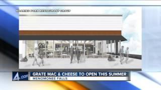 Mac and cheese restaurant headed to Menomonee Falls