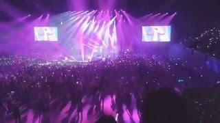 Exo'luxion in LA- Drop that- (Fancam)