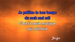 Karaoké Le bon temps du Rock N
