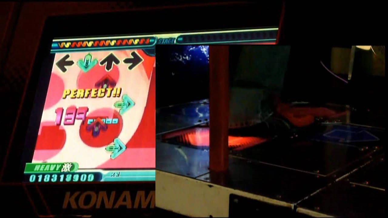 Kon - 와 (Doubles, SSR) SS on DDR 3rd Mix KV2 (Arcade, Korea ...