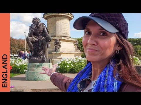 Stratford-Upon-Avon: what to see in Shakespeare's hometown - UK Travel Vlog