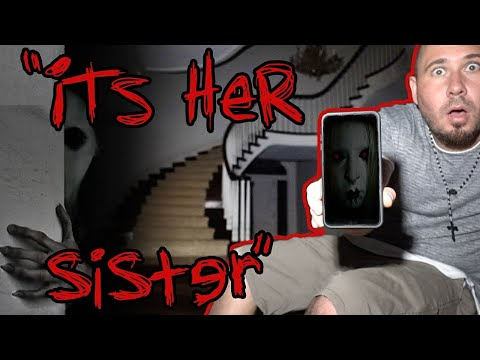 (SIRI'S SISTER) HAUNTED MILLION DOLLAR MANSION AT 3AM - DO NOT TALK TO LAURA - 3:00 AM (SIRI)
