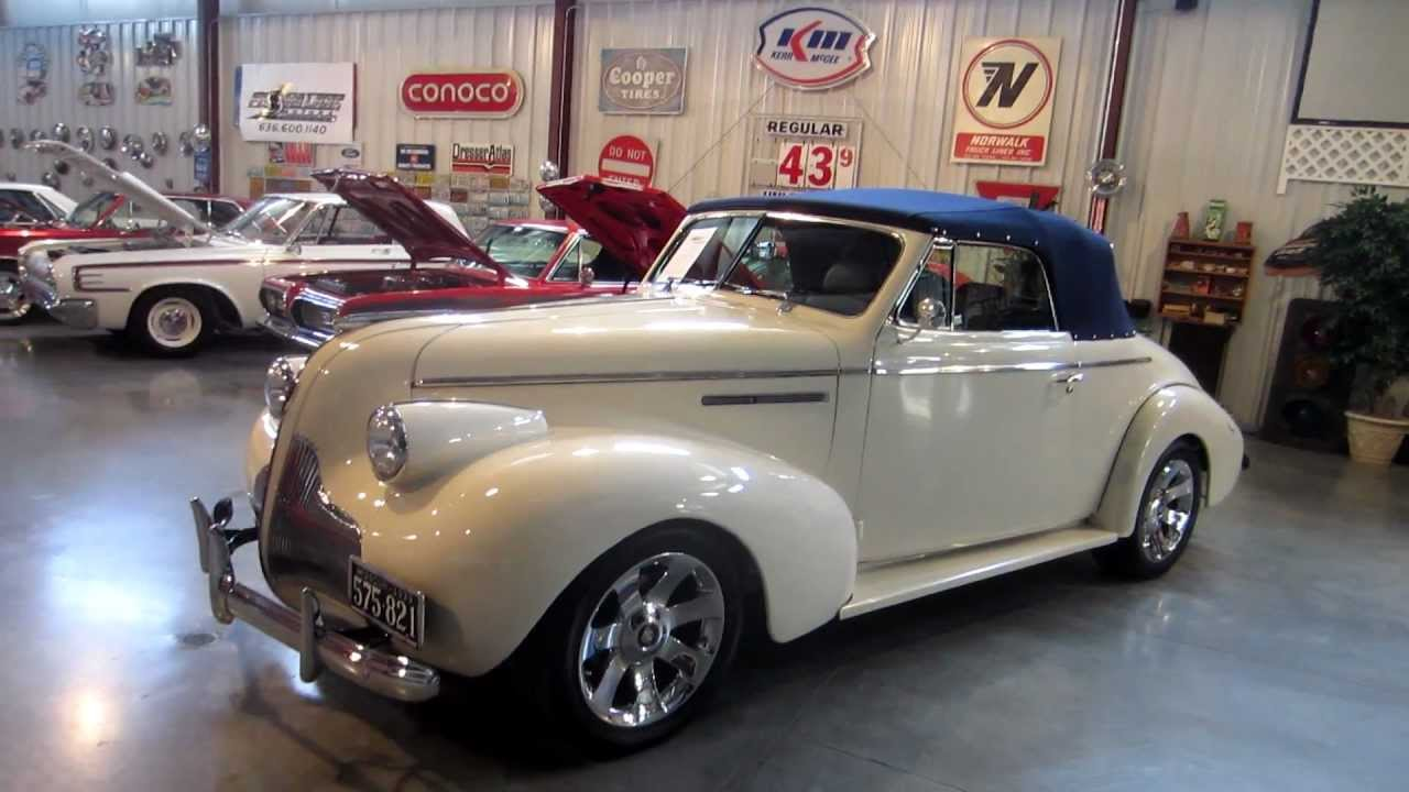 Sold 1939 buick convertible for sale passing lane motors for Buick motors for sale