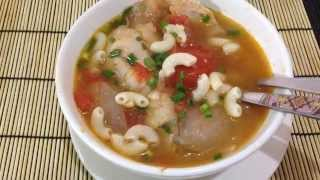 Macaroni In Chicken Soup Recipes.