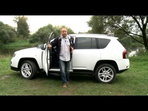 Наши тесты - Jeep Compass