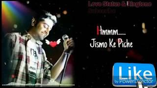 ❤ New WhatsApp status Jismo ke piche bhage hai firte💔 | By love status & Ringtone|