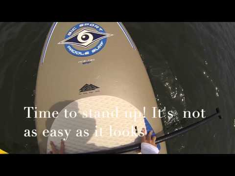 REI Stand Up Paddleboard Class in Marina Del Rey