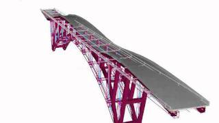 Structural Analysis Of An Arch Bridge