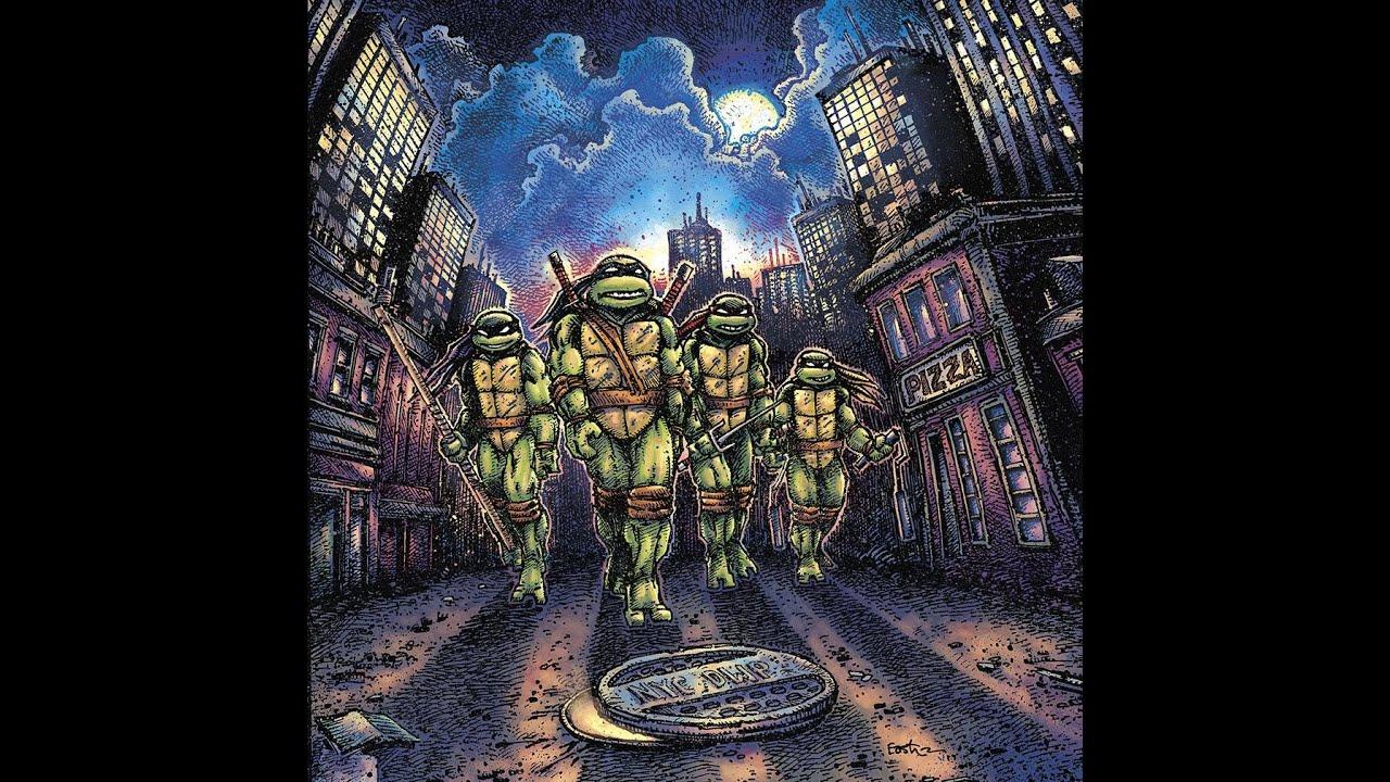John Du Prez Teenage Mutant Ninja Turtles Soundtrack