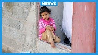 1 op de 6 kinderen leeft in een oorlogsgebied