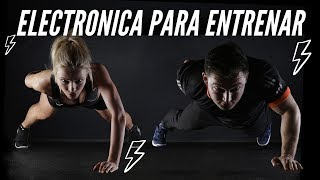 La Mejor Musica Para Entrenar En El Gym 2018 Workout Music 15