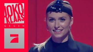 Lena Gercke & Edin Hasanovic spielen Sneaky Ninja | Spiel 6 | Joko & Klaas gegen ProSieben