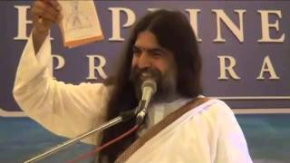 Rishiji talks on Happiness