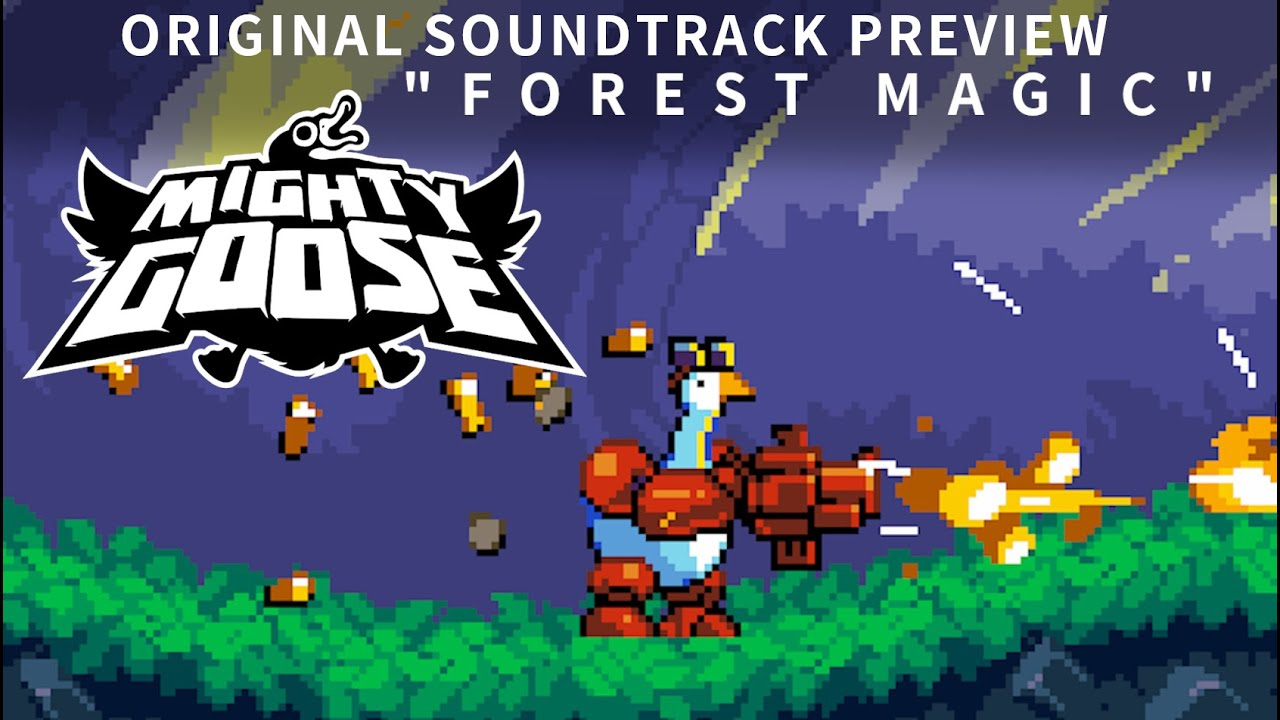 Mighty Goose (Original Soundtrack Preview) - Forest Magic