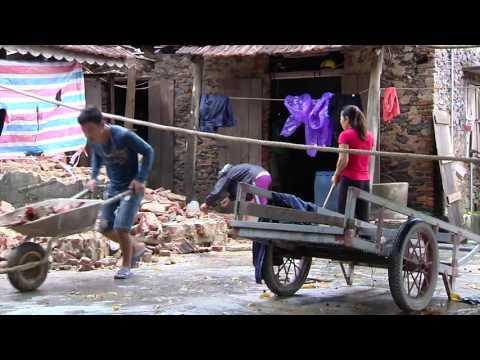 (VTC14)_Quảng Trạch sẵn sàng phòng chống thiên tai từ mỗi hộ gia đình