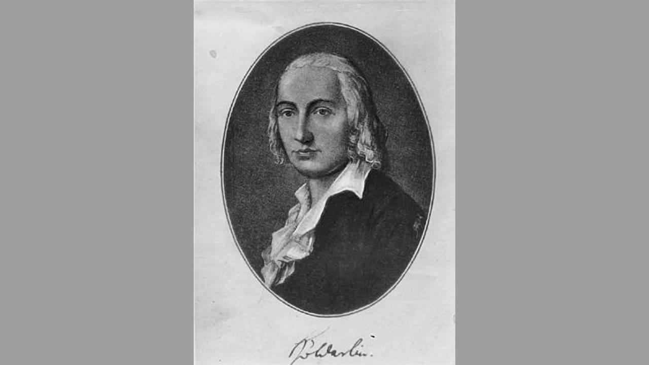 Friedrich Holderlin biography