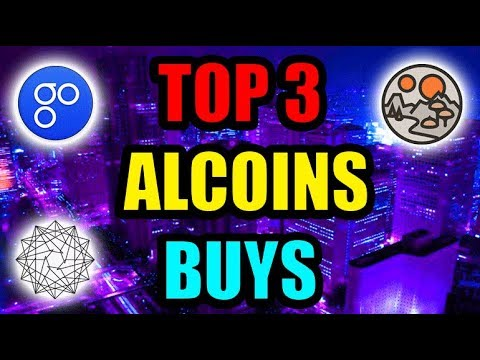Top 3 Undervalued Altcoins! THAT NO ONE TALKS ABOUT!!! [Bitcoin/Cryptocurrency Investment]