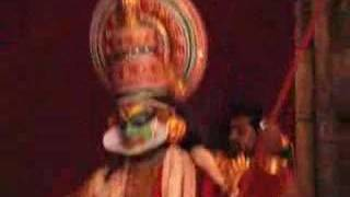 Kathakali India dance music kerala