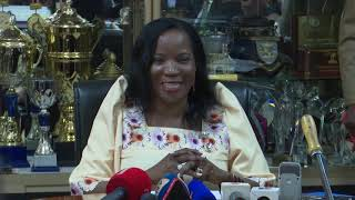Jennifer Musisi officially leaves office of KCCA top job amidist tears from her staff