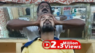 Cosmic barber head massage relax - The ASMR legend is back